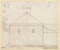 Architectural Drawing, Purfleet 48z